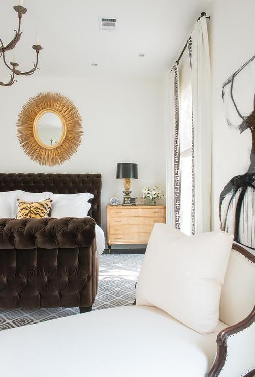 Brown And Gold Bedrooms