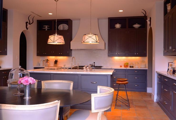 terracotta kitchen floor transitional - photo #47