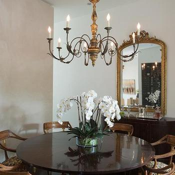French candle chandelier design ideas leopard print dining cahirs aloadofball Image collections