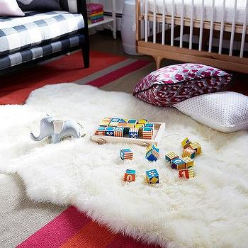 Sheepskin Rug Design Ideas