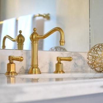 Bathroom Fixtures Gold gold bathroom faucet design ideas