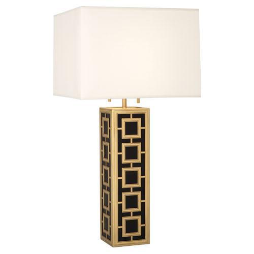 Jonathan Adler Parker Black and Gold Table Lamp - Viceroy Table Lamp In Black And Gold