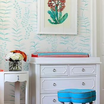Ava Regency Dresser and Topper, Transitional, Nursery