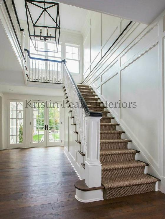 Two Story Foyer Lighting Design Decor Photos Pictures