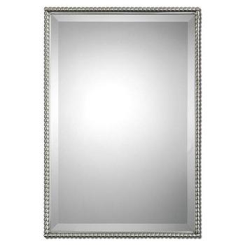 Sherise Oval Mirror Horchow