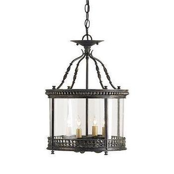 Currey and Company Grayson 14 Inch Foyer Pendant