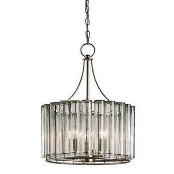Currey and Company Bevilacqua 18 Inch Chandelier