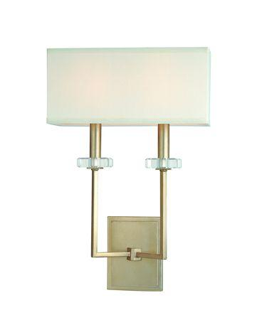 Lighting Palo Alto Gold Wall Sconce