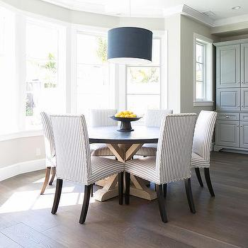 Bay Window Dining Table