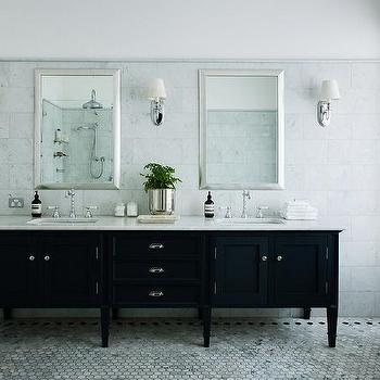 Contrasting Marble Border Design Ideas