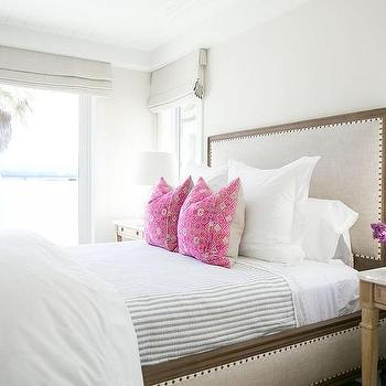 Tan And Pink Bedrooms