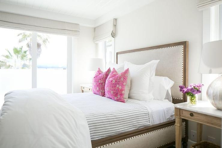 Melanie Gowen Design · Tan And Pink Bedrooms View Full Size