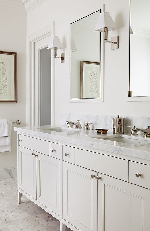 bathroom vanity with marble top spray bottle