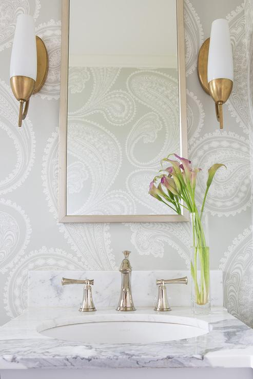 Paisley Wallpaper Design Ideas