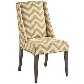 Owen Wingback Dining Chair