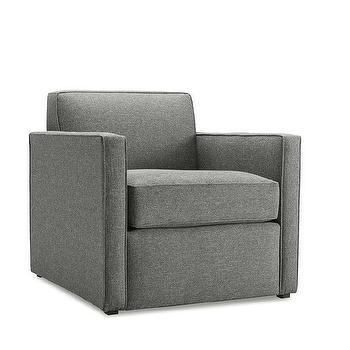 Owen Gracefully Gray Chair