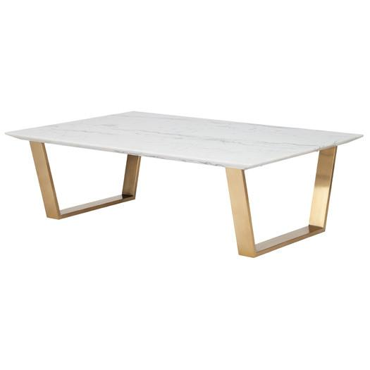 Nuevo Versailles Gold Coffee Table