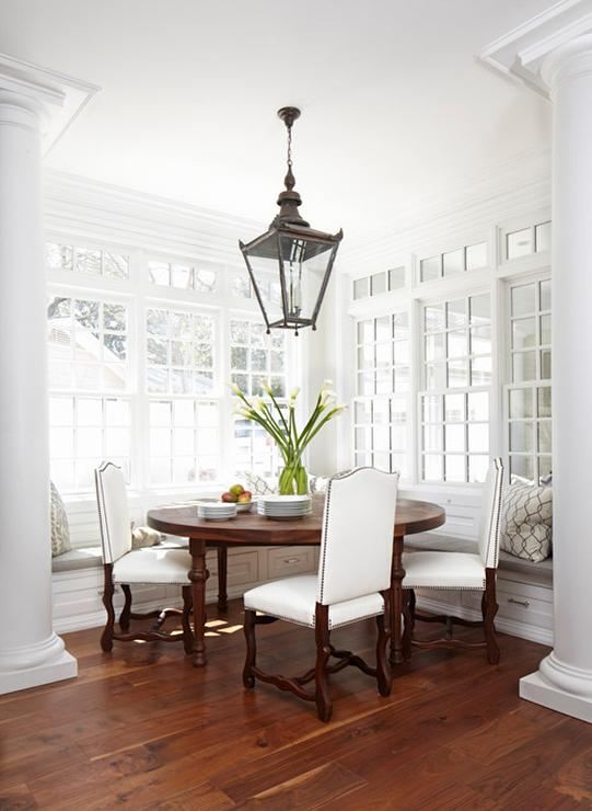 Round Dining Table With Banquette Amp Ty29 Roccommunity