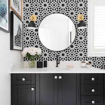Matte Black Bathroom Faucet Design Ideas