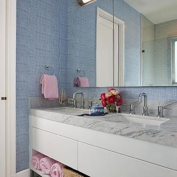 Pink and grey bathrooms bathroom design ideas for Pink and blue bathroom ideas