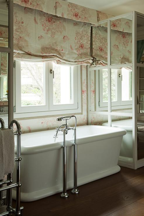 Mirrored Bathroom Cabinets - Cottage - Bathroom