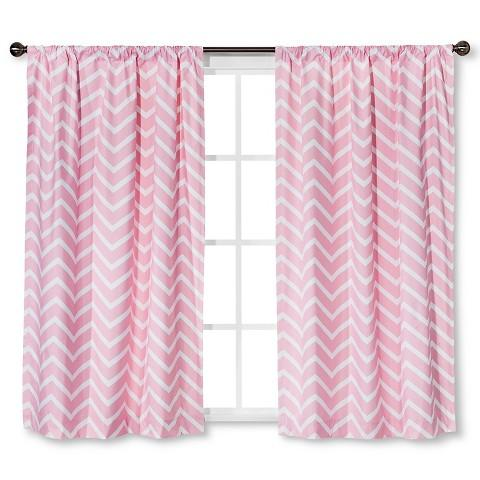 Navy And White Blackout Curtains Red Chevron Curtains