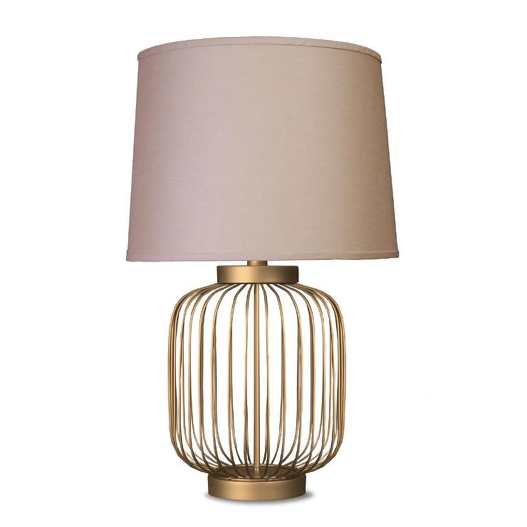 Inch qt to 1640 dull goldtone wire cage metal table lamp 30 inch qt to 1640 dull goldtone wire cage metal table lamp greentooth Gallery