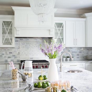 Gray And White Granite Countertops