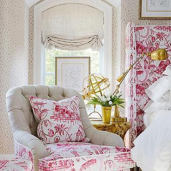 Pink And Beige Bedrooms
