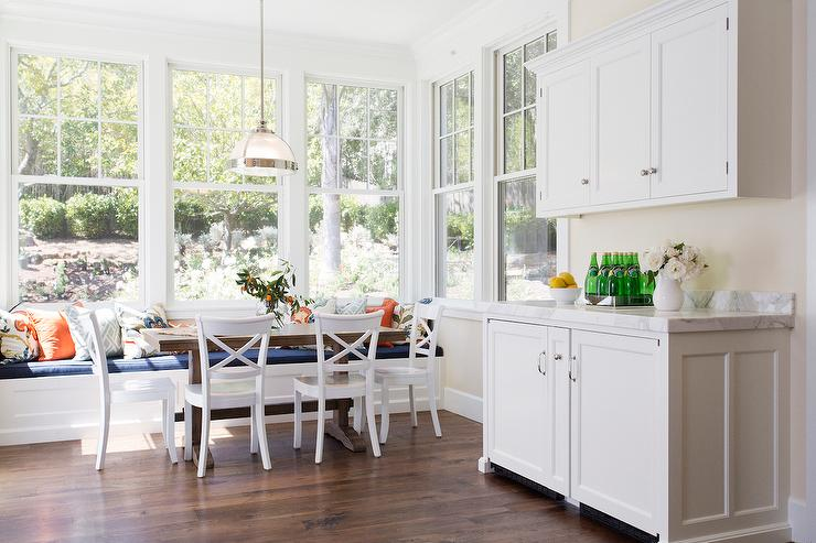 Breakfast Nook Design Ideas