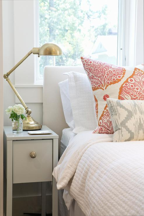 Night Stand Decor Bedside Tables Lamps