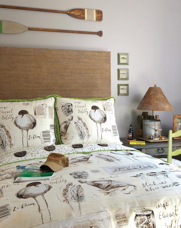 burlap headboard design ideas, Headboard designs