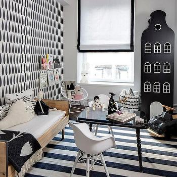 Good Black And White Nursery
