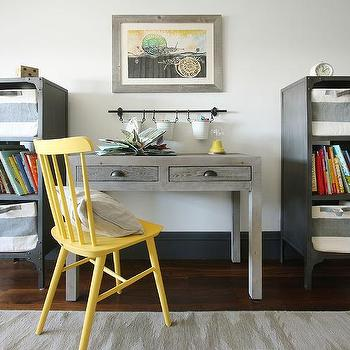 Industrial Kids Bookcases