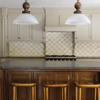 Khaki Kitchen Cabinets