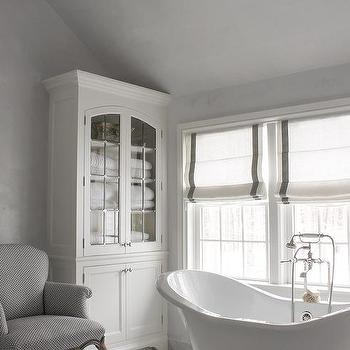 bathroom windows design. White and Grey French Bathrooms Leaded Glass Bathroom Windows Design Ideas