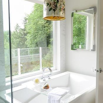 Lighting Over Tub Design Ideas
