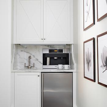 Master Bedroom Kitchenette bedroom coffee station nook design ideas