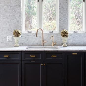 Champagne Bronze Faucet Design Ideas