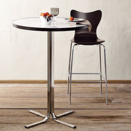 West Elm Scoop Back Barstool View Full Size