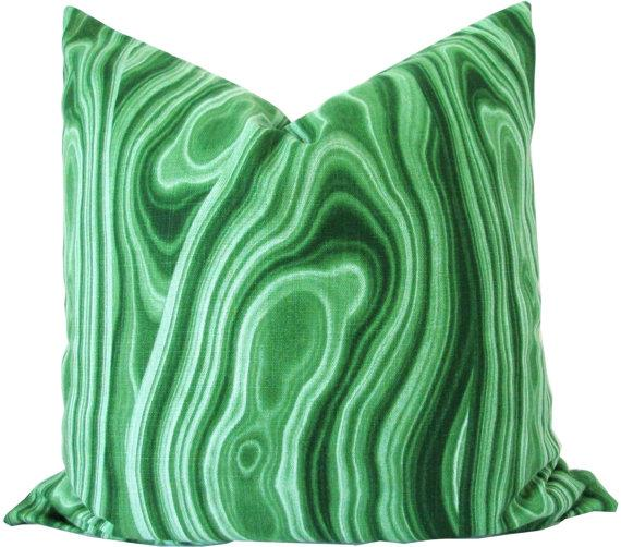 Green Decorative Pillow Cover Inspiration Teal Green Decorative Pillows