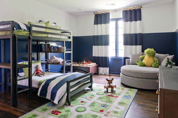 Navy Paint Colors For Kids Rooms
