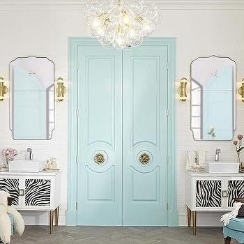 Tiffany Blue Bathroom Designs : Bathroom design, decor, photos, pictures, ideas, inspiration, paint ...
