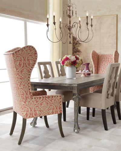 Pier 1 Imports Damask Dining Chair – Damask Dining Room Chairs