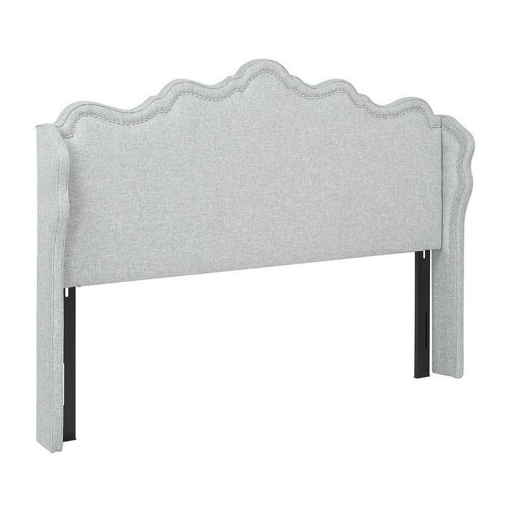 upholstered king headboard view full size