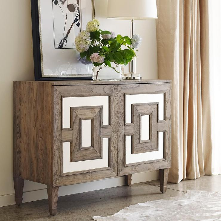 Brownstone Palmer Brown Accent Chest