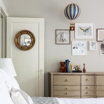 art over nursery dresser