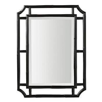Modern Black Frame Mirror - Products, bookmarks, design, inspiration ...