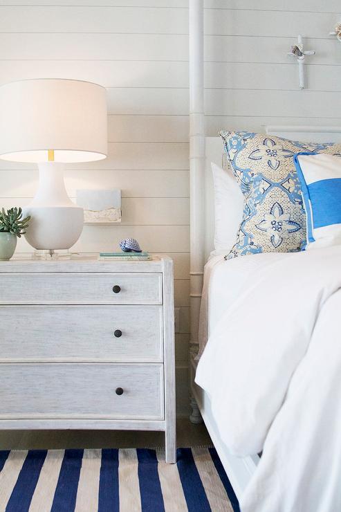 Shiplap Bedroom Walls Design Ideas