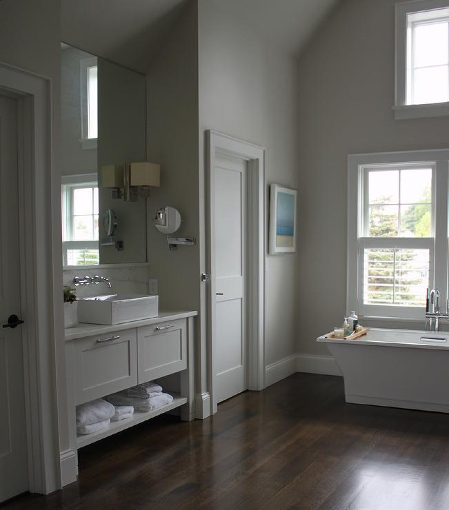 Master Bathroom Grey gray master bathroom vanity design ideas